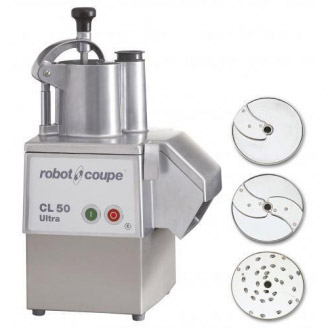 Robot Coupe Groentesnijder CL 50 Ultra Pizza 230V, Snelheid 375 tpm